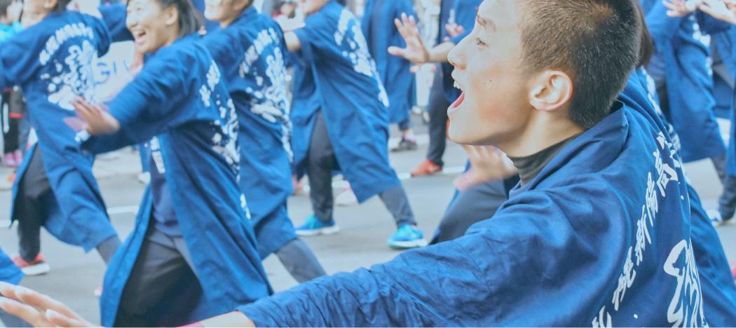 【写真】新陽高校ならみんなのやりたいことができる!